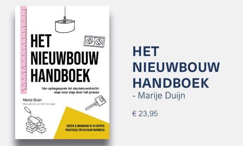 Het nieuwbouw handboek